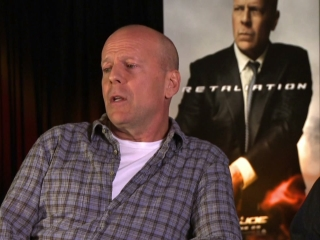 Gi Joe Retaliation Bruce Willis On What Works About The Gi Joe Franchise