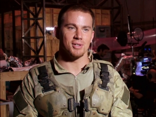 Gi Joe Retaliation Channing Tatum On The Action - GI Joe Retaliation - Flixster Video