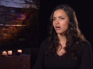 Evil Dead: Jessica Lucas On How Olivia Deals With Events Around Her