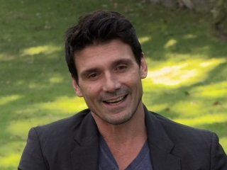 Disconnect Frank Grillo On Mikes Relationship With His Son Jason