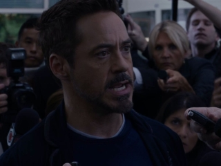 Iron Man 3 Tony Calls Out Mandarin