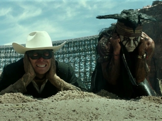 The Lone Ranger Uk Trailer 10