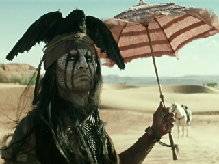 The Lone Ranger Italian Trailer 1