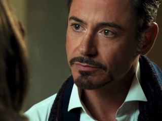 Iron Man 3 Cast Expanding French - Iron Man 3 - Flixster Video