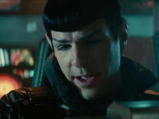 Star Trek Into Darkness We Wont Fit - Star Trek Into Darkness - Flixster Video