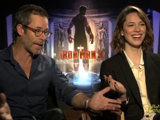 Guy Pearce  Rebecca Hall Interview