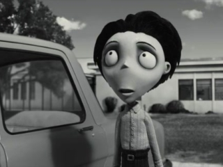 Frankenweenie You Should Be A Scientist Italian
