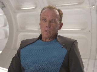 Star Trek Into Darkness Peter Weller On Director Jj Abrams