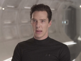 Star Trek Into Darkness Bendict Cumberbatch On How He Was Cast In The Movie