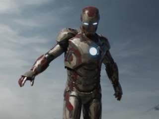 Iron Man 3 Air Force One Rescue French Subtitled