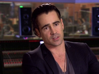 Epic Colin Farrell On His Character