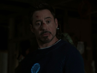 IRON MAN 3: TONY MEETS THE KID (ITALIAN)