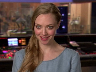 Epic Amanda Seyfried On Her Character And The Message Of The Movie