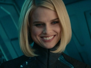 Star Trek Into Darkness Carol Profile Featurette