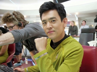 Star Trek Into Darkness Sulu Profile Featurette