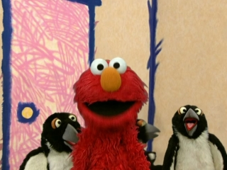 Elmos World Penguins And Friends