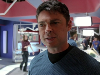 Star Trek Into Darkness Bones Profile Featurette