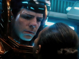 Star Trek Into Darkness Spock Profile Featurette