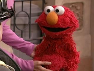 Sesame Street: Elmo Visits The Firehouse