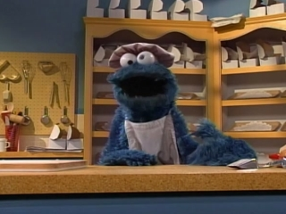 Sesame Street Cookie Monsters Best Bites