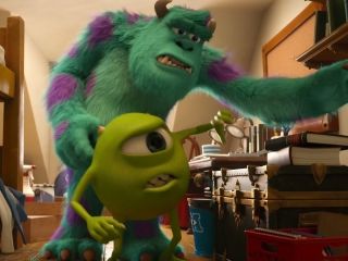 Monsters University First Morning - Monsters University - Flixster Video
