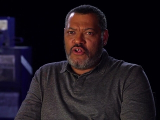 Man Of Steel Laurence Fishburne On The Relevance Of Superman
