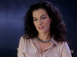 Man Of Steel Ayelet Zurer On Her Character