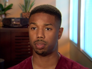 Fruitvale Station Michael B Jordan On The Story