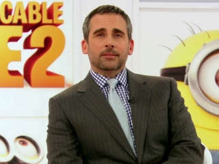 Despicable Me 2 Steve Carell Featurette Spanish - Despicable Me 2 - Flixster Video
