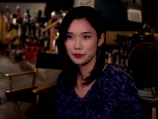 The Wolverine: Tao Okamoto On The Funeral Scene