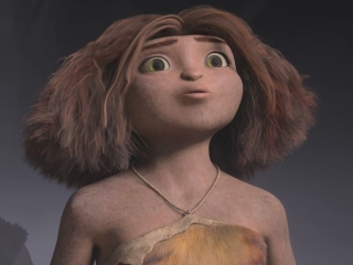 The Croods Russian Trailer 2