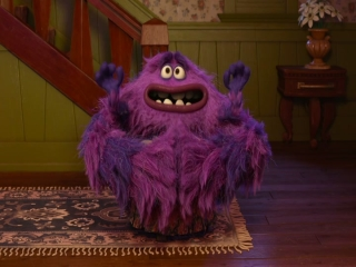 MONSTERS UNIVERSITY: TERRY, TERRI & ART (UK)