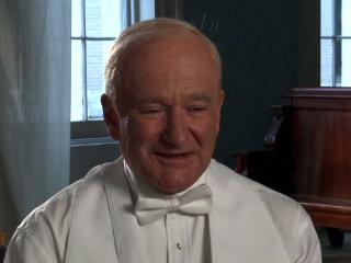 Robin Williams Dwight Eisenhower