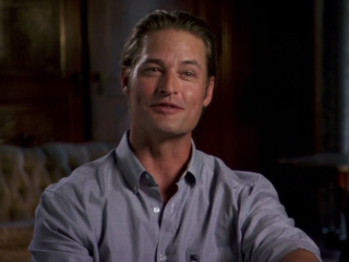 Paranoia Josh Holloway On The Film