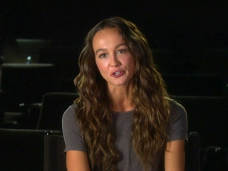 You're Next: Sharni Vinson On The Story