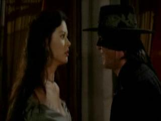 The Legend Of Zorro Scene Scene 3