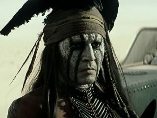 THE LONE RANGER (RUSSIAN TRAILER 8)