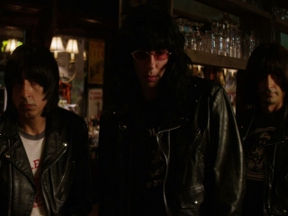Cbgb Hilly Meets The Ramones