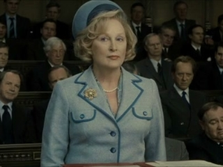 The Iron Lady She Must Learn To Calm Down Spanish - The Iron Lady - Flixster Video