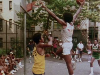 Doin It in the Park Pick-Up Basketball NYC