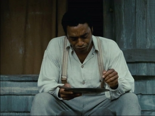 12 Years A Slave: Solomon, Let Me Weep