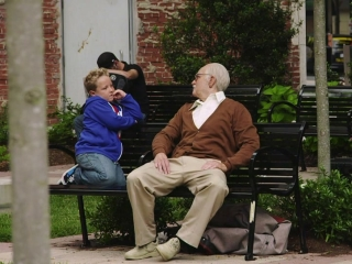 Jackass Presents Bad Grandpa Teacher Tv Spot