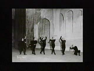 Ballet Russes Scene Marc Platt