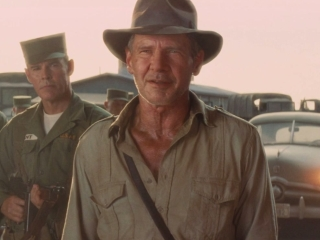 INDIANA JONES AND THE KINGDOM OF THE CRYSTAL SKULL: THE WAREHOUSE