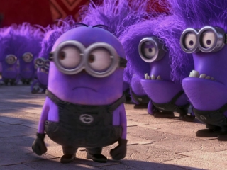 DESPICABLE ME 2: VOICING EVIL MINIONS