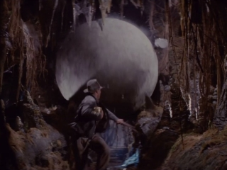 Raiders Of The Lost Ark: The Rolling Boulder