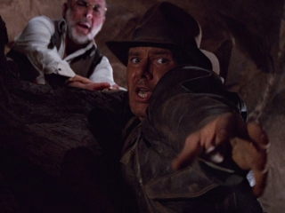Indiana Jones And The Last Crusade Indy Almost Gets The Holy Grail