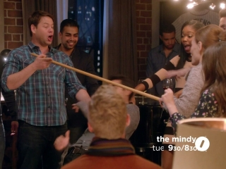 The Mindy Project: Christmas Party Sex Trap