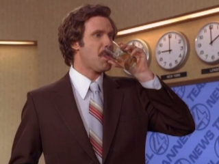 Anchorman The Legend Of Ron Burgundy Im A Bad Boy - Anchorman - The Legend Of Ron Burgundy - Flixster Video