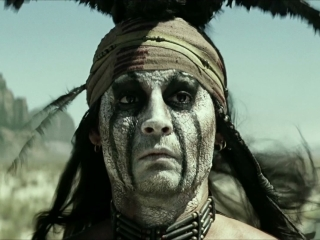 THE LONE RANGER (FRENCH DVD/BLU-RAY TRAILER)